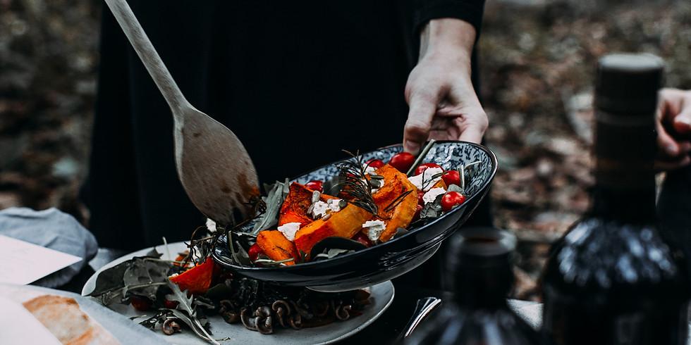 TAA Thanksgiving Outdoor Dinner