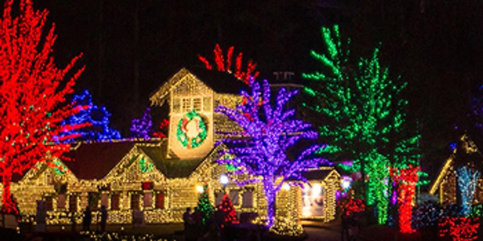 TAA Stone Mountain Park & Christmas Lights