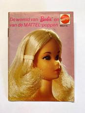 De Wereld van Barbie en van de Mattel-Poppen © 1973