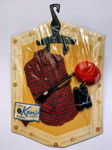 Ken Hunting Shirt 1963