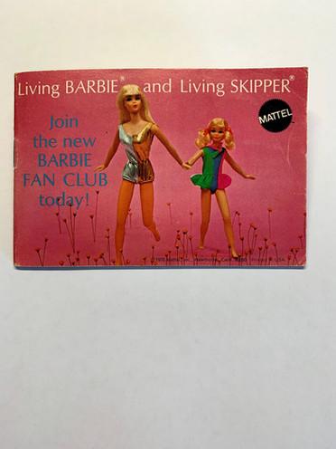 Living Barbie and Living Skipper © 1970