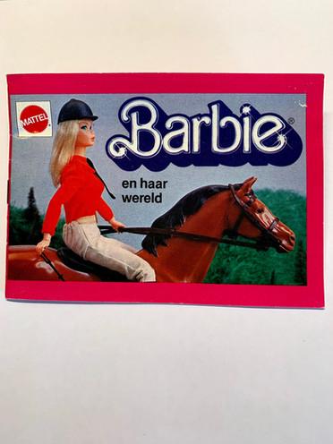 Barbie en haar Wereld © 1977