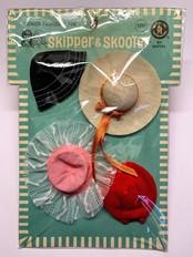 Skipper Hats 'N Hats 1965 - 1966