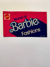 World of Barboe Fashions © 1976