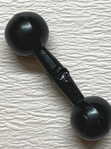 Ken #780 In Training barbell €2,-