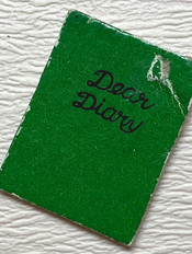 Barbie #973 Sweet Dreams book Dear Diary €8,-