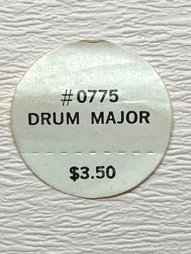 Ken Sticker Fashion #0775 Drum Major €2,-