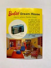 Barbie's Dream House / New! Midge