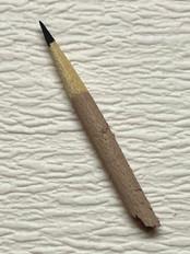 Ken or Skipper tan pencil €10,-
