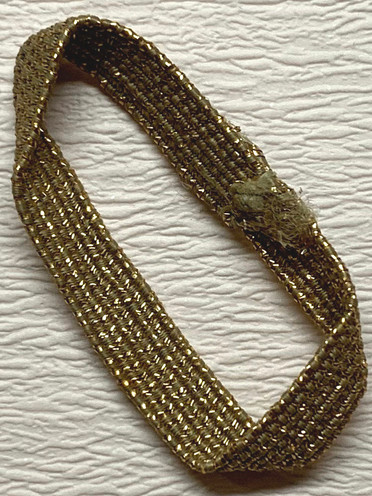 Skipper elastic headband for #1902 Silk 'n Fancy € 5,-
