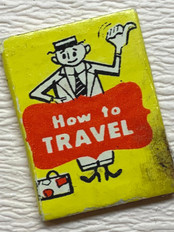 """Barbie #953 Baby-Sits book """" How To Travel"""" €8,-"""