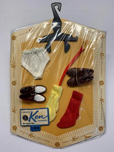 Ken Accessory Pak 1962