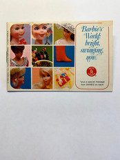 Barbie's World: Bright Swinging Now © 1968