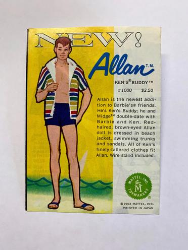 New! Allan / New! Skipper © 1963