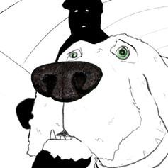 Bad Sniffer Dog