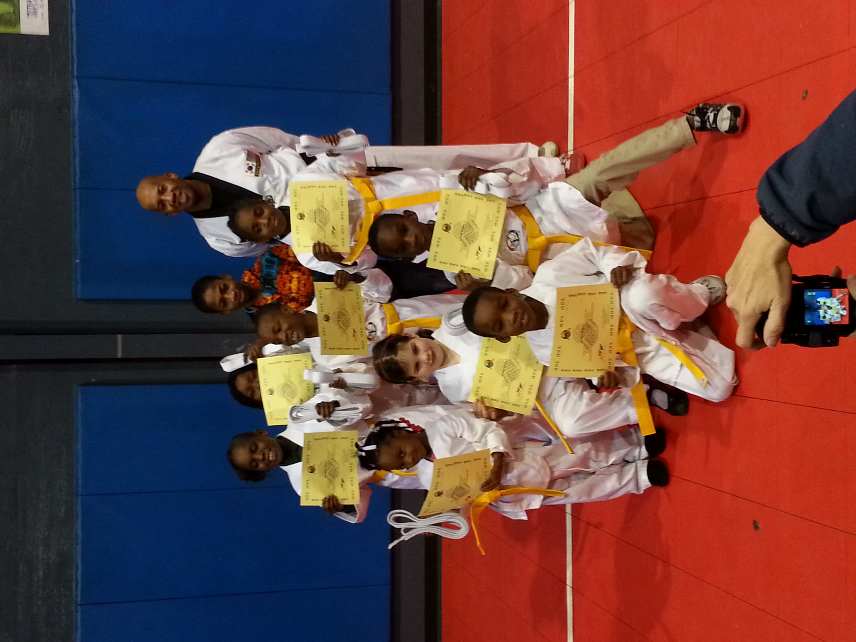 Frank Cullen Boys and Girls Club TKD