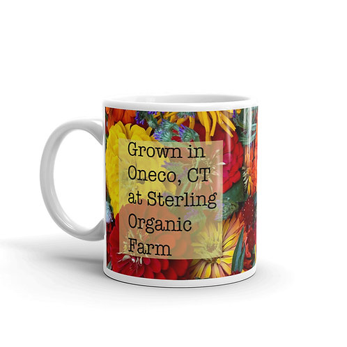Grown in Oneco, CT Mug