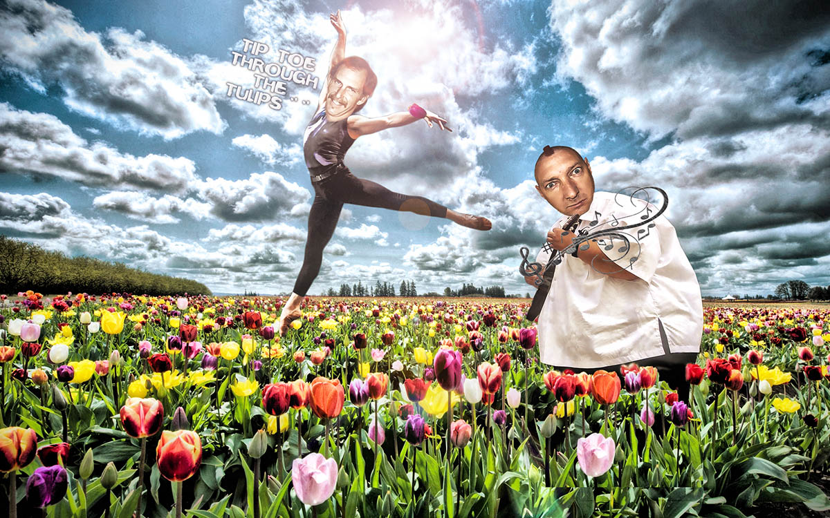 Tiptoe through the Tulips