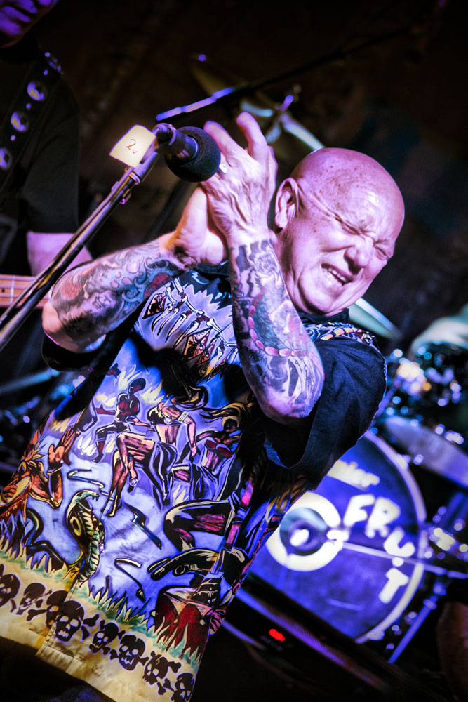 Angry Anderson and Rockhouse