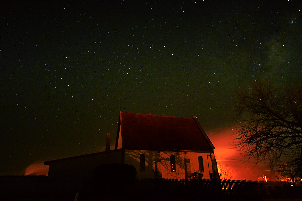 The Church and the Stars