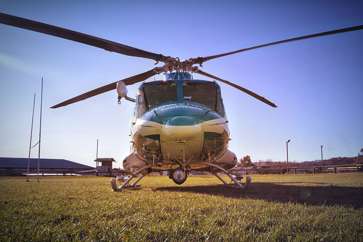 Southcare Helicopter