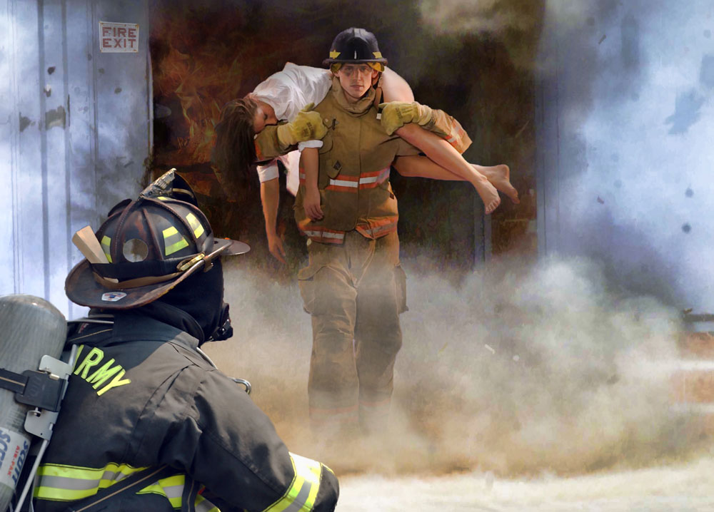 Fireman Savior