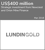 2018-03 - Lundin Gold (Strategic Investm