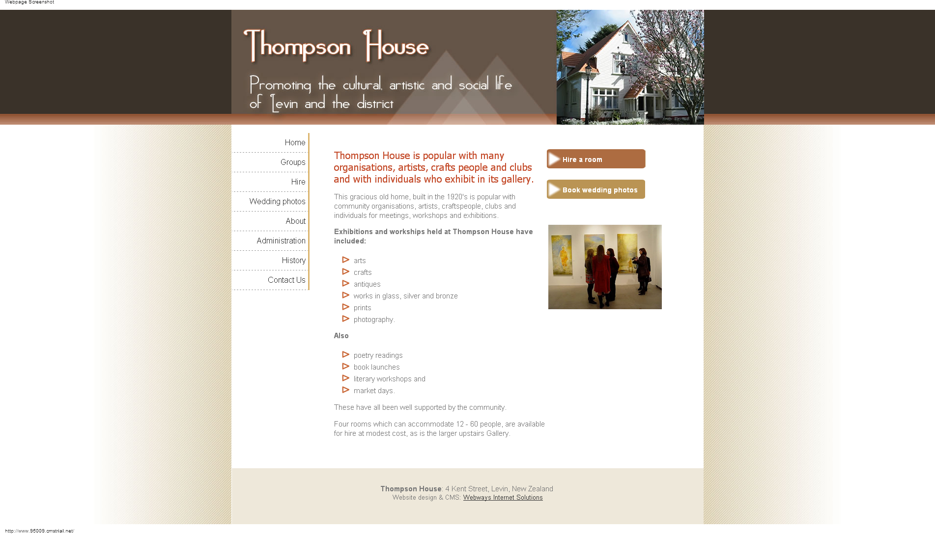 Thompson House
