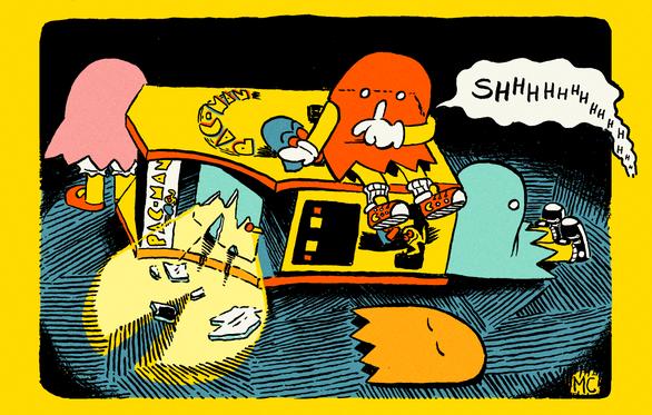 Pacman Fever Dream