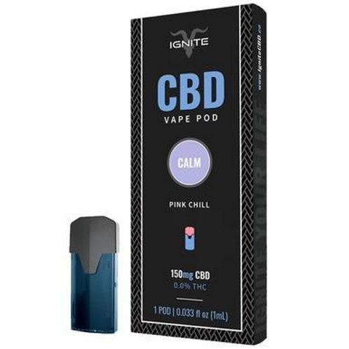 Ignite CBD - CBD Pod - Pink Chill - 150mg