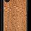 Thumbnail: Slim Wooden Phone Case (Aztec in Mahogany)
