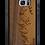Thumbnail: Slim Wooden Phone Case (Sawtooth Mountains Walnut Sky)