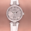 Thumbnail: Facet Strass Swiss Ladies Watch J5.619.S