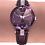 Thumbnail: Facet Strass Swiss Ladies Watch J5.621.M