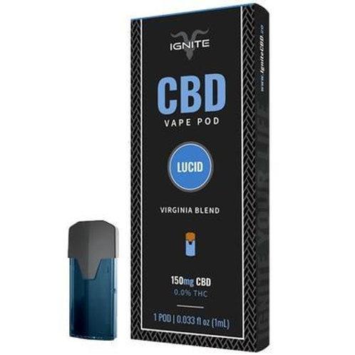 Ignite CBD - CBD Pod - Virginia Blend - 150mg