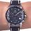 Thumbnail: LeWy 9 Swiss Men's Watch J7.108.L