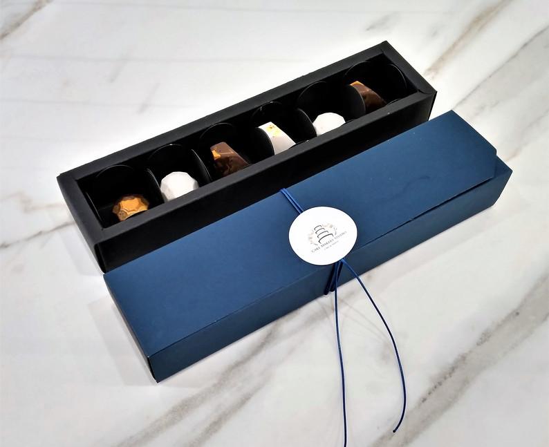 Chocolates Box  6 pcs.
