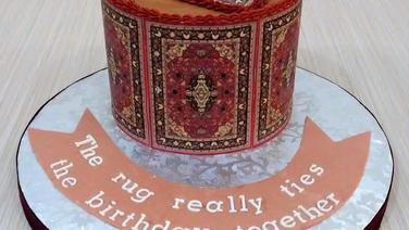 Big Lebowski rug