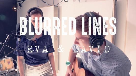 Eva & David Blurred Lines