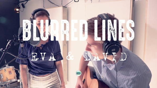Eva & David Blurred Lines
