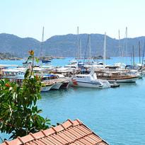 Harbor of Ücagiz