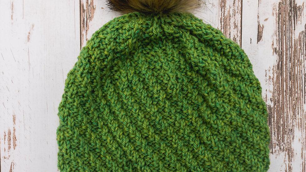 Stretchy Swirl Hat Pattern