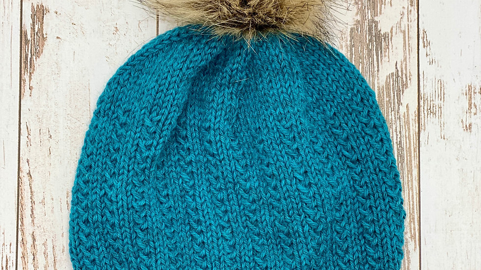 Twisted Sister Hat Pattern