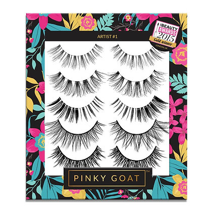 Pinky Goat Lashes