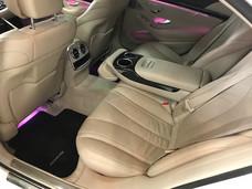 Mercedes S400 Hybrid Interior