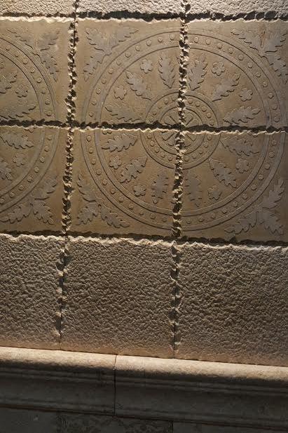 engraved limestone | limestone tiles