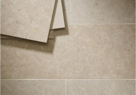 Sinai pearl limestone | Brushed tile