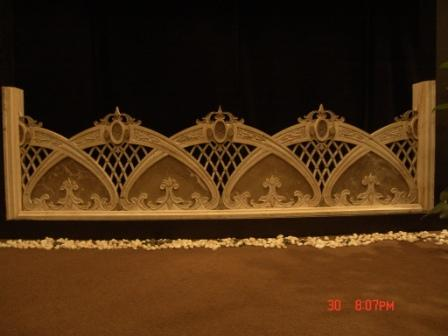 Balustrade Marble - Marble from Egyp