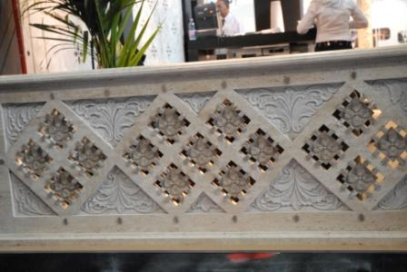 Balustrade Marble - Egyptian Marble