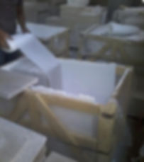 Granite slabs - egyptian granite - marble packing - egypt marble - egyptian limestone -packing - slabs-